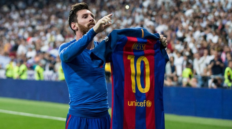 This image has an empty alt attribute; its file name is messi-celebration-in-el-classico.jpg