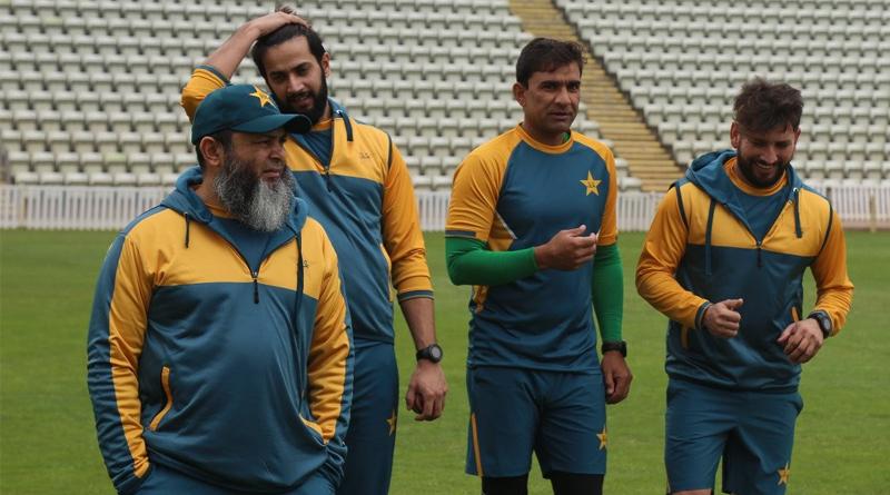साहिद अफ्रिदी फाउन्डेसनको लोगो पाकिस्तानी क्रिकेट टिमको जर्सीमा