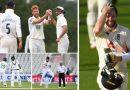 रोमाञ्चक टेस्टमा इंग्ल्यान्ड विजयी, सिरिजमा १–०को अग्रता