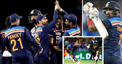 पहिलो टि–२० मा भारतले अस्ट्रेलियालाई हरायो