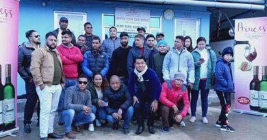 काठमाडौंका डिलरले भिजिट गरे धनकुटामा फ्याक्ट्री