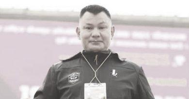 साहरा क्लबका पूर्वप्रशिक्षक बिल तामाङको कोरानो संक्रमणका कारण निधन